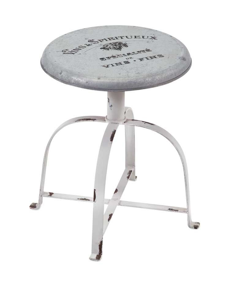 IMAX Gerty Metal Stool