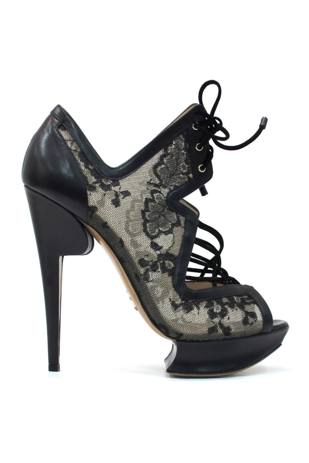 images Nicholas Kirkwood Shoes for Victoria's Secret Fashion Show 2012-2013