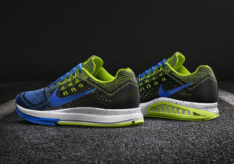 Nike Unveils The Zoom Structure 18  SneakerNewscom
