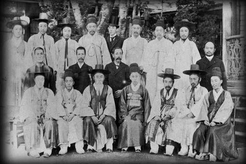 [1894] 의친왕과 대신들