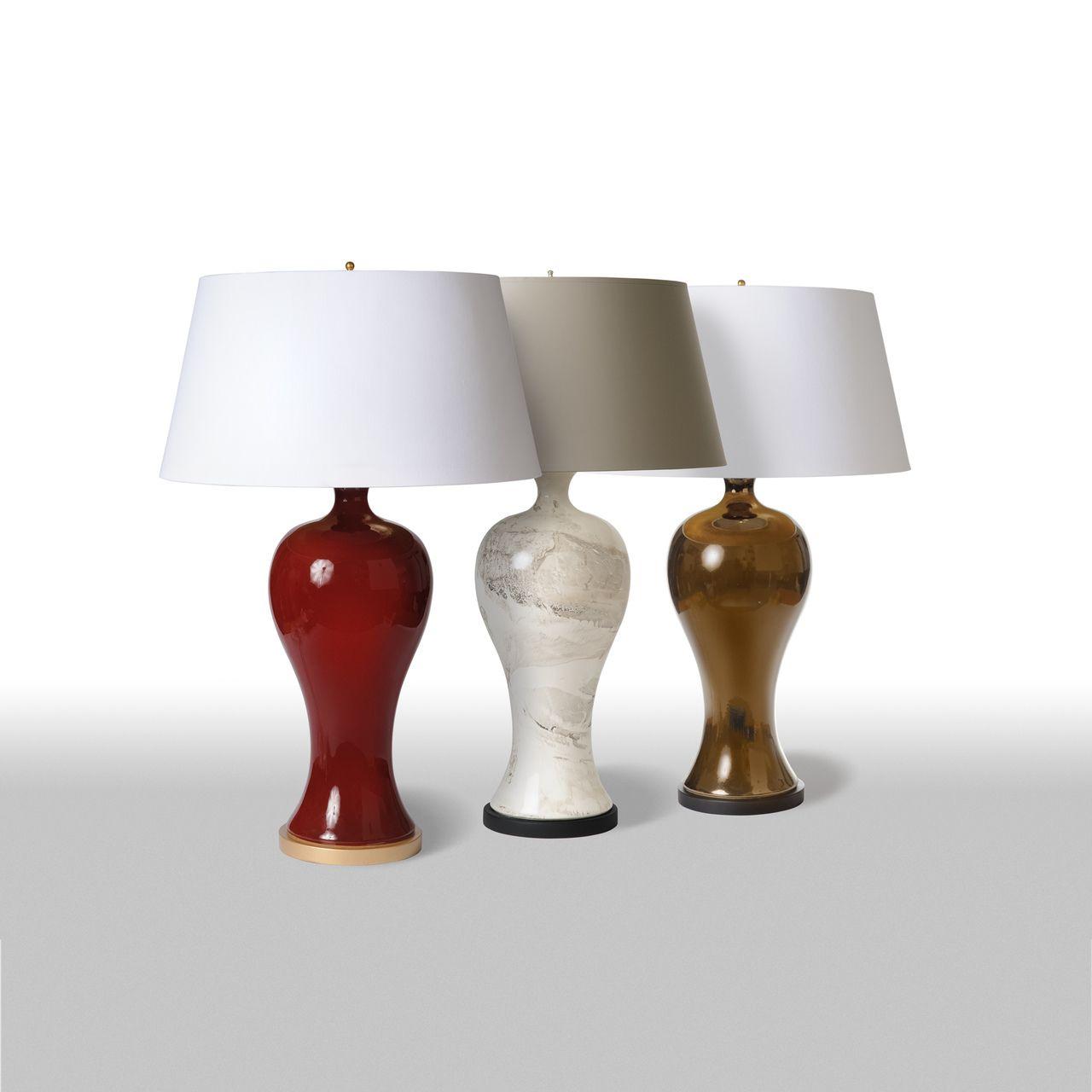 Yuan Vase Barbara Cosgrove Lamps