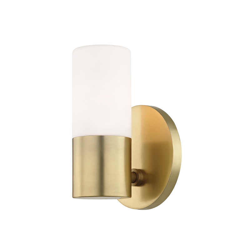 Lola 1 Light Wall Sconce By Mitzi In 2020 Wall Lights Sconces