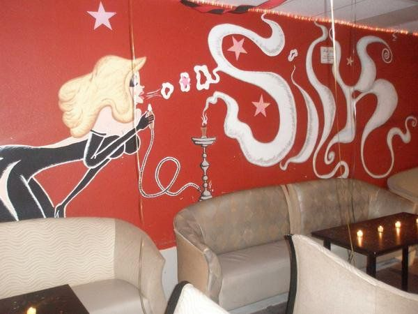 Silk Hookah Lounge Not The Style Id Want But The Idea Of