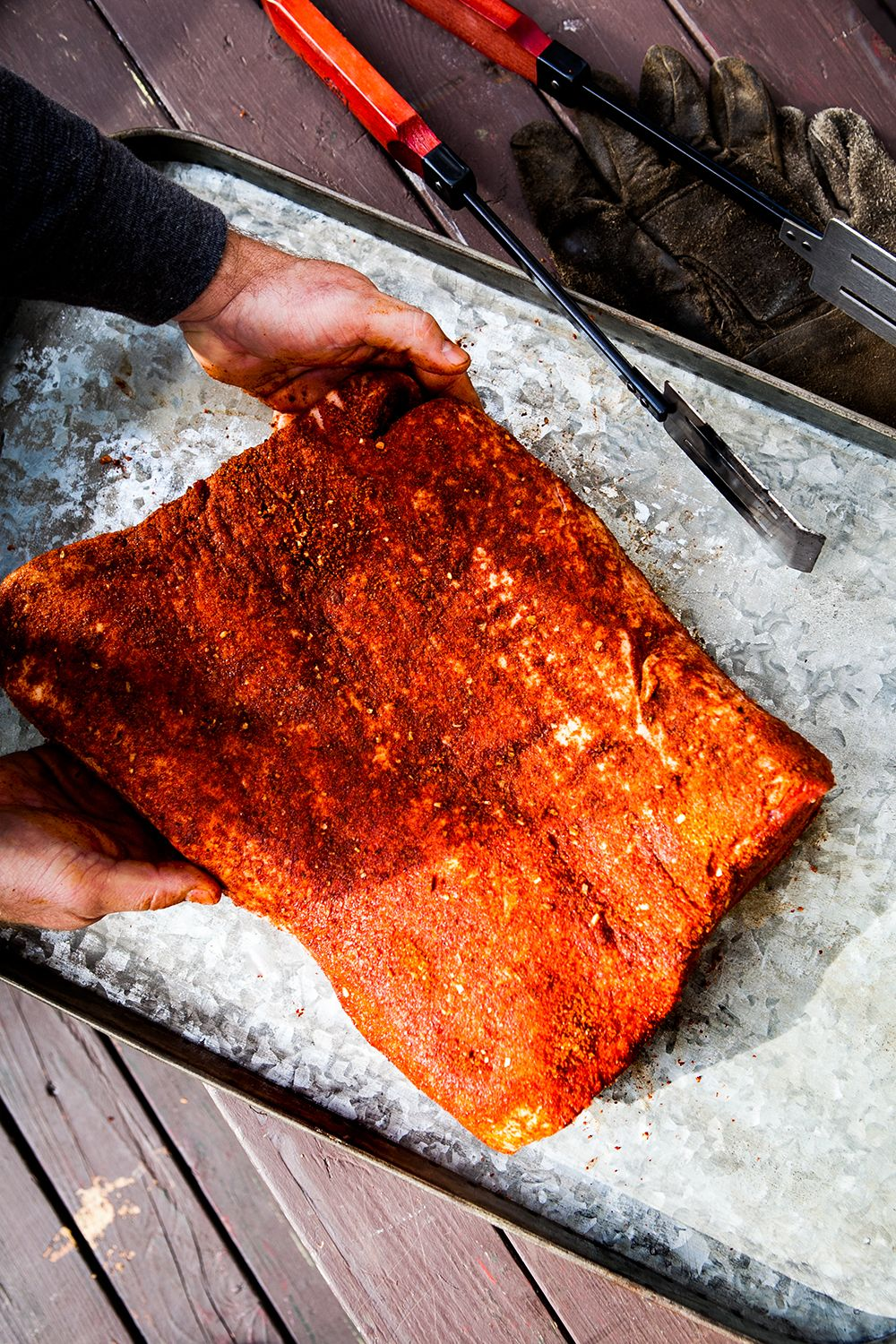 How to smoke a brisket in an electric smoker charbroil