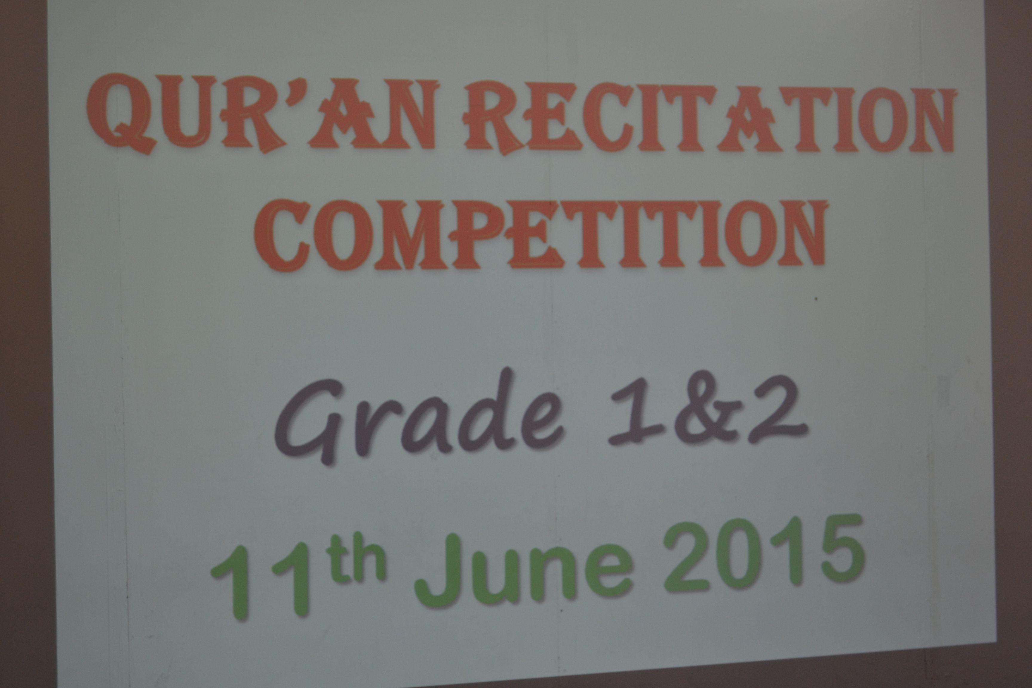 Pin By Indian International School On Qur An Recitation