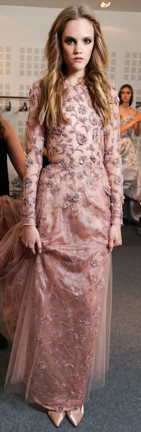 Ralph Russo Fall 2015 couture
