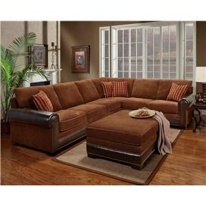 Ordinaire Sectional Sofas Store   Great American Home Store   Memphis, TN, Southaven,  MS