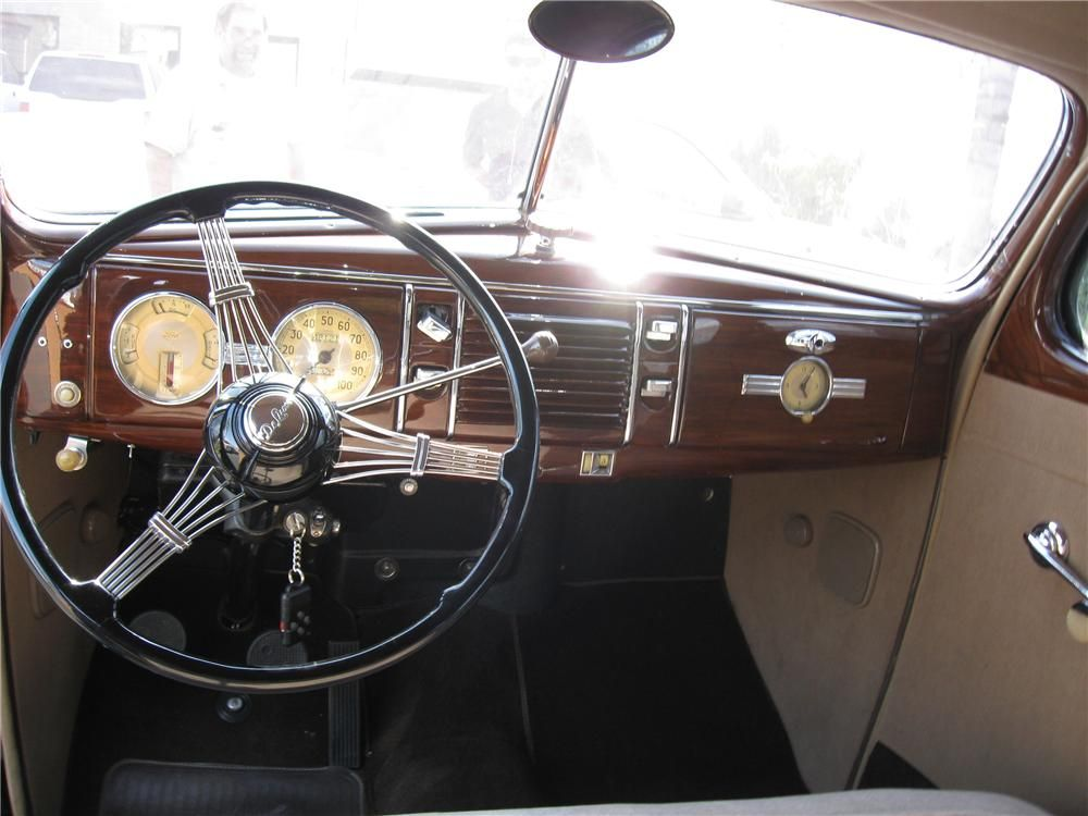 1940 Ford Sedan Interior Google Search Dashboards