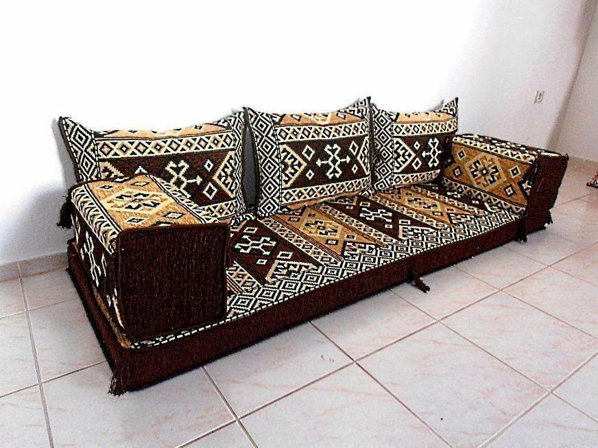Seat Sofa Turkish Majilis Oriental