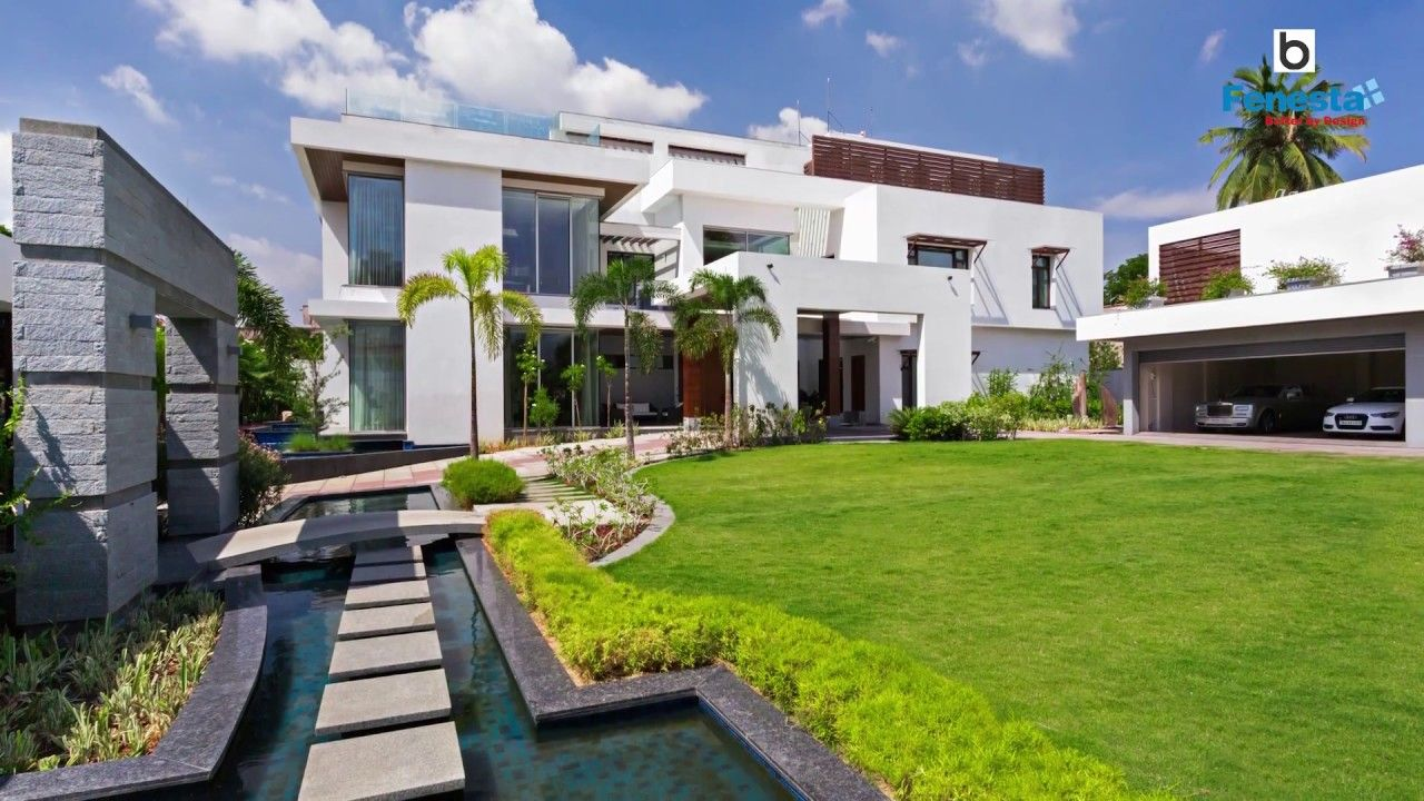 Contemporary Vastu House In Chennai By Arvind Varuna Associates Vastu House Luxury Modern Homes Architecture