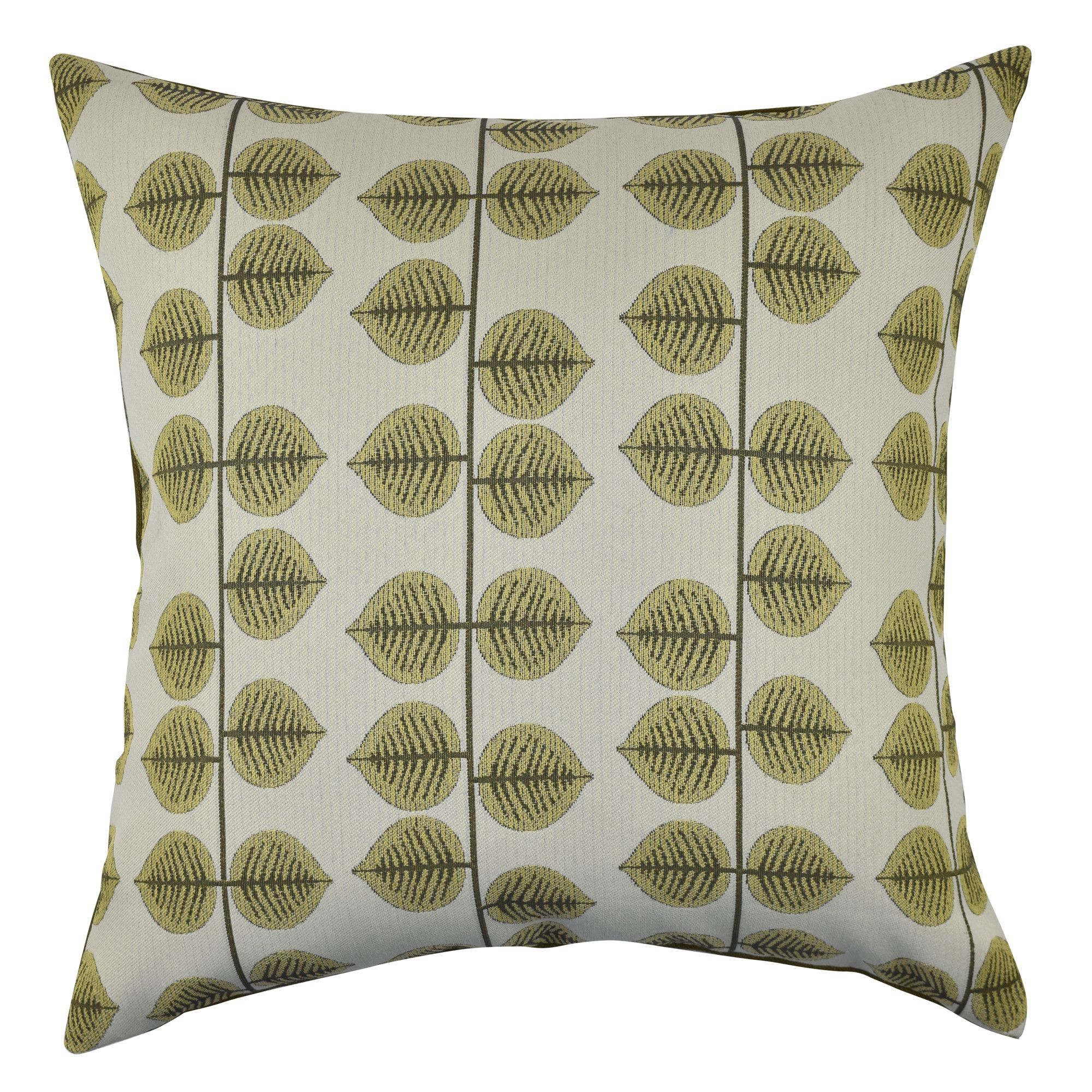 Leaf stripes throw pillow throw pillows pillows and products