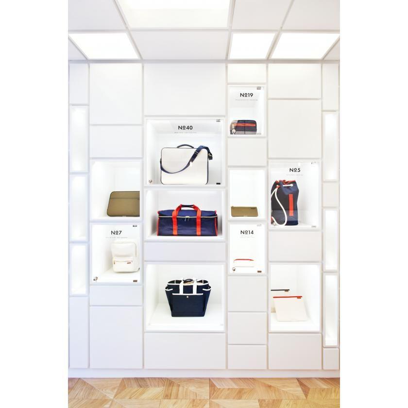 French Label to Watch: Taschen in Uniform | Taschen and Shorts