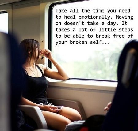 Take All The Time - Tap to see more Quotes about Broken Heart  @mobile9