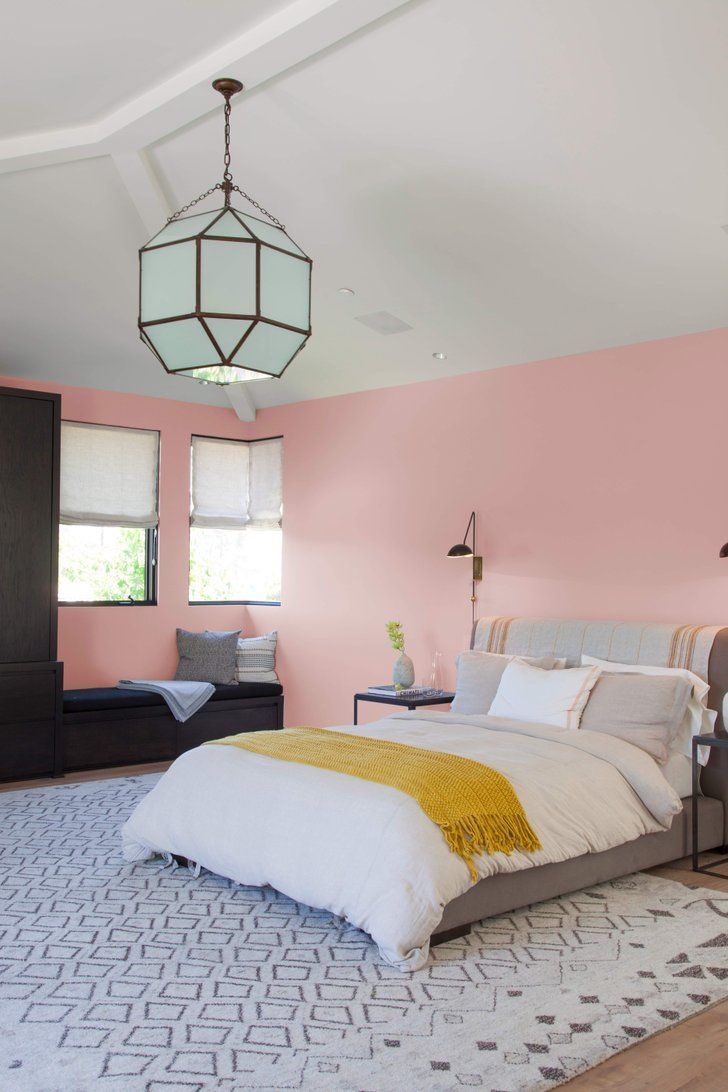 Pink Bedroom Colors The 2 Best Millennial Pink Paint Colors Pink Colors And Paint