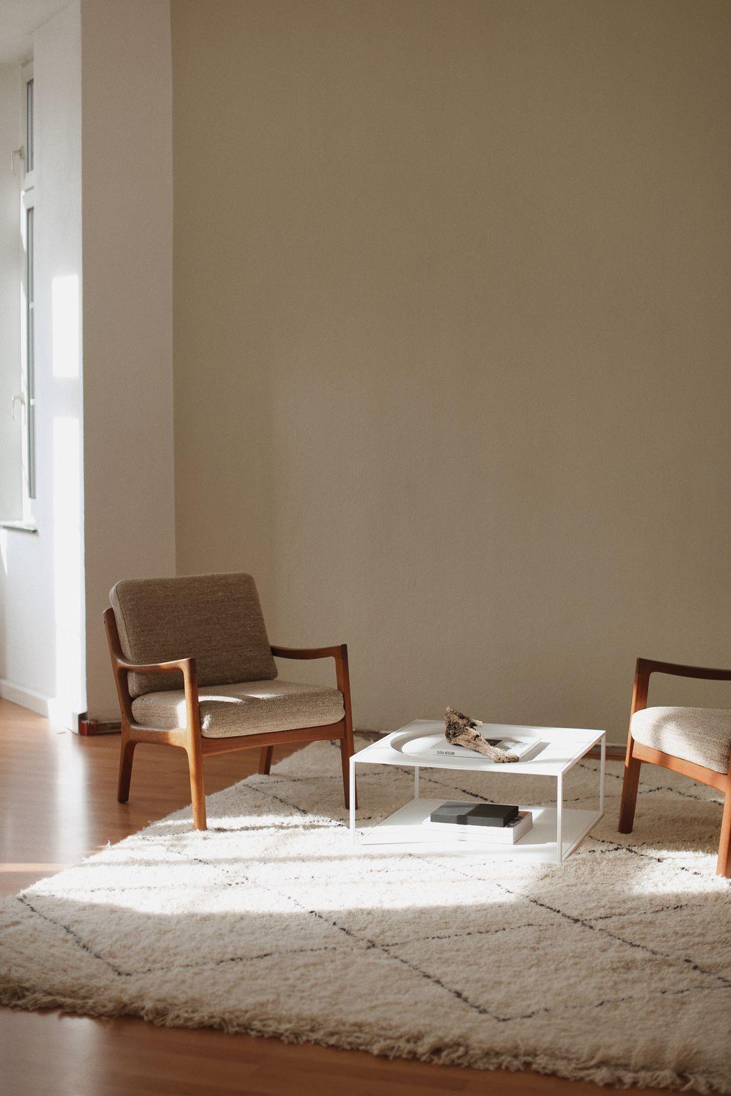 Home Story A Living Room Update With Caparol Icons Minimalistische Wohnzimmer Beige Wohnzimmer Wohnzimmer Design