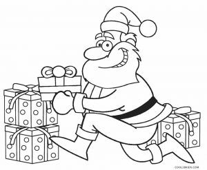 free printable santa coloring pages for kids  cool2bkids  santa coloring pages coloring pages