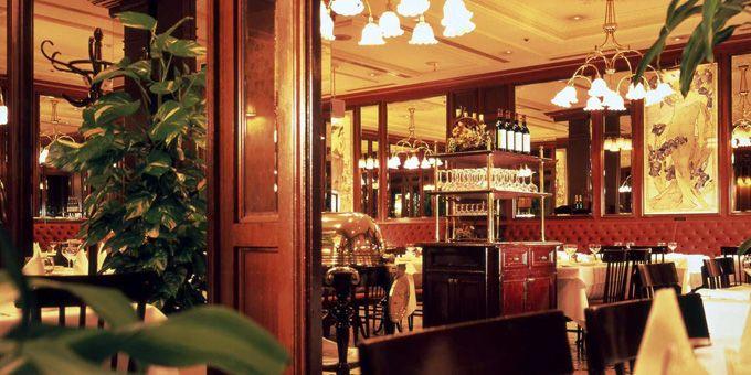 ラ ブラスリー | レストラン・バーラウンジ | 帝国ホテル 東京