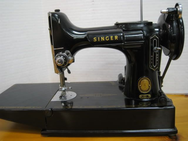 Probably Post 40 Singer Featherweight 40Sewing Machine Sewing Best 1947 Singer Featherweight Sewing Machine