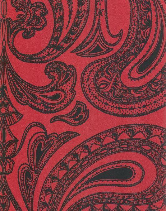 Malabar Wallpaper Paisley Print Design Paisley Wallpaper Indian Patterns