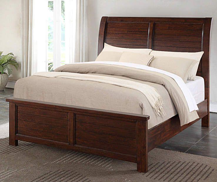Sidney Queen Bed, 2-Piece Set at Big Lots Furniture Pinterest