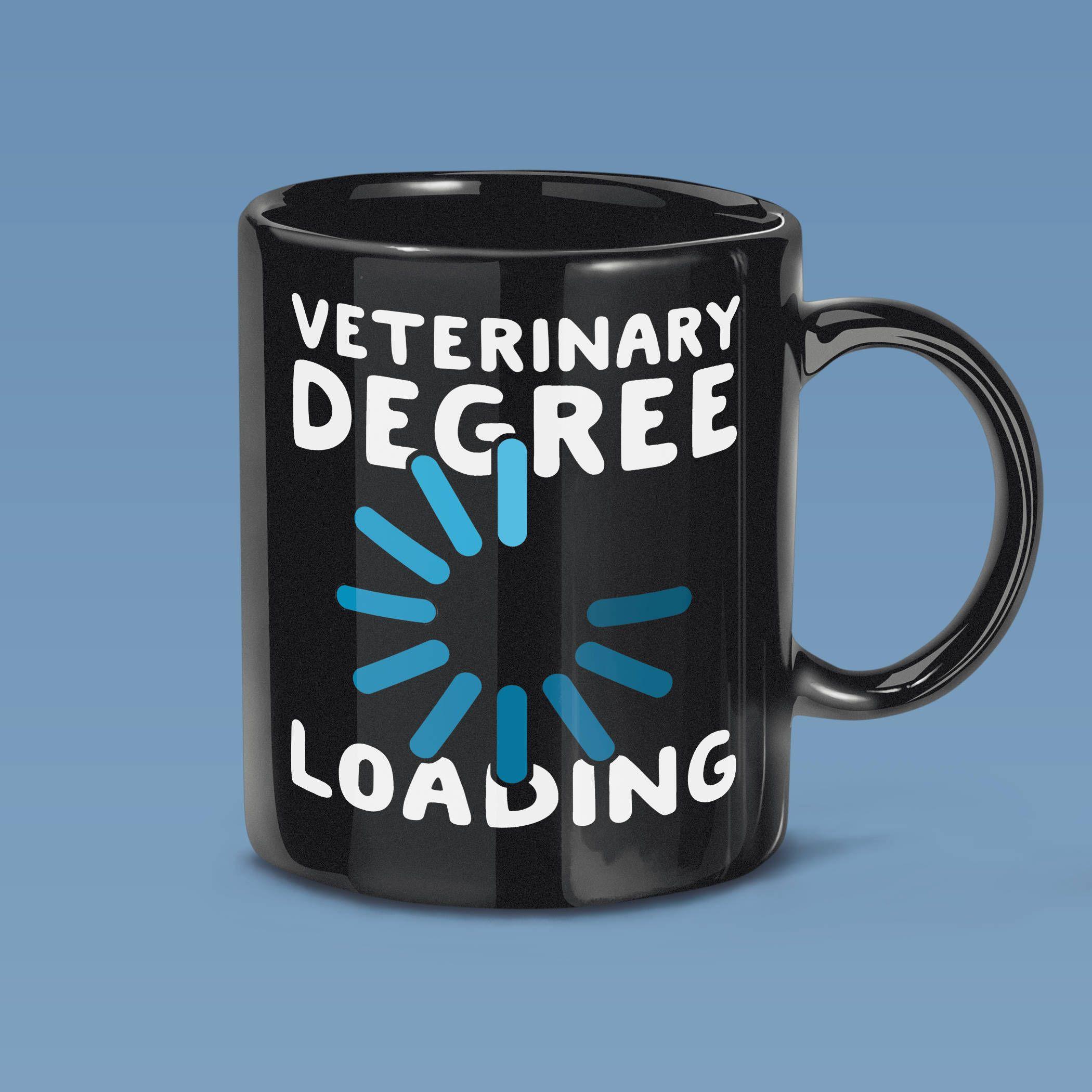 Vet student mug veterinary student graduation gift vet