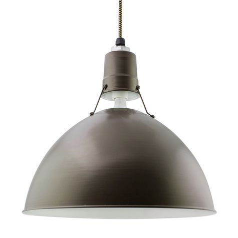 Wilcox Uplight Cord Hung Pendant With Images Industrial