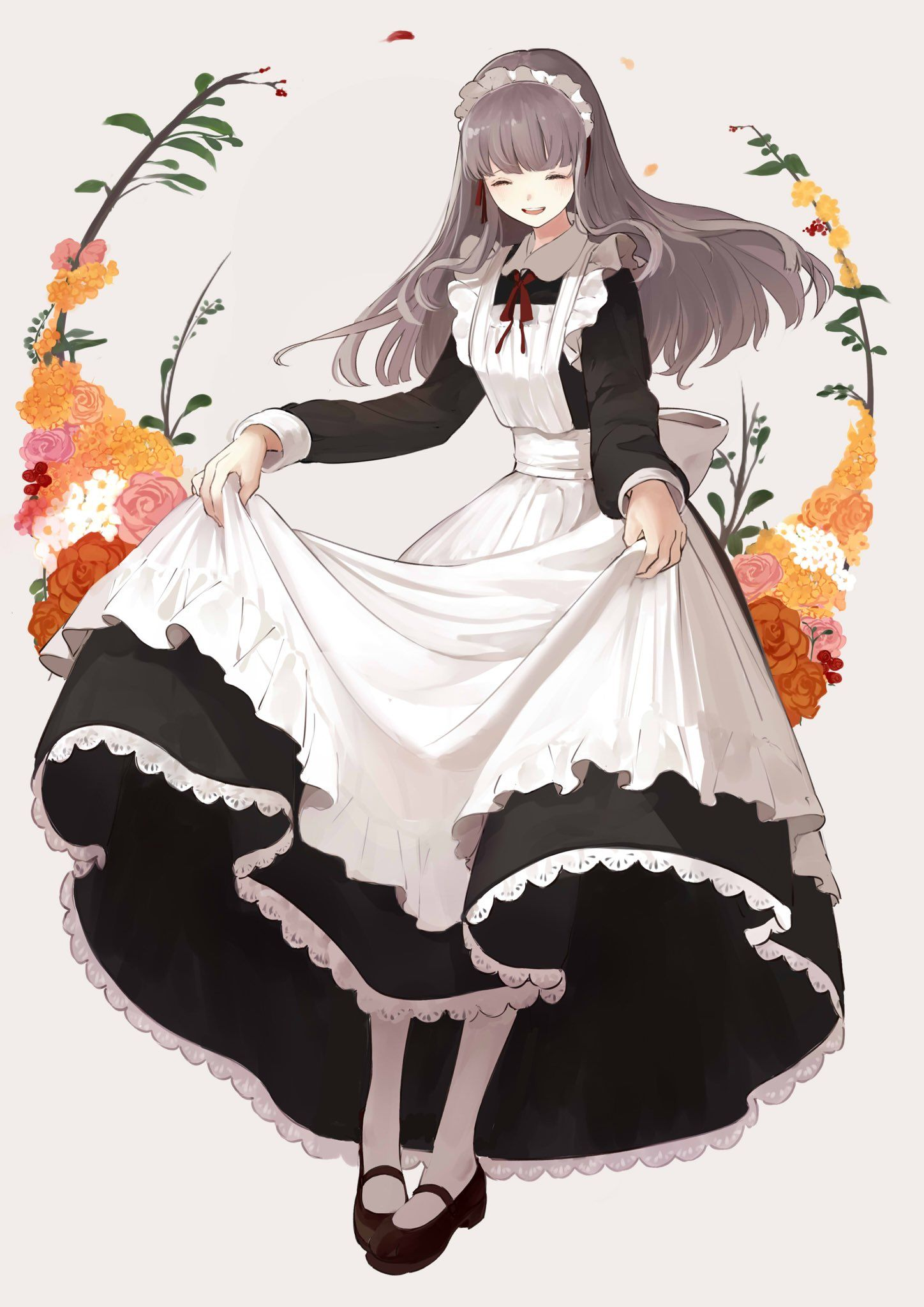 50++ Anime maid outfit drawing trends