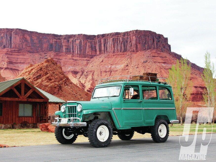 Mopar Underground Vintage Vestments Concept Jeeps in 2020
