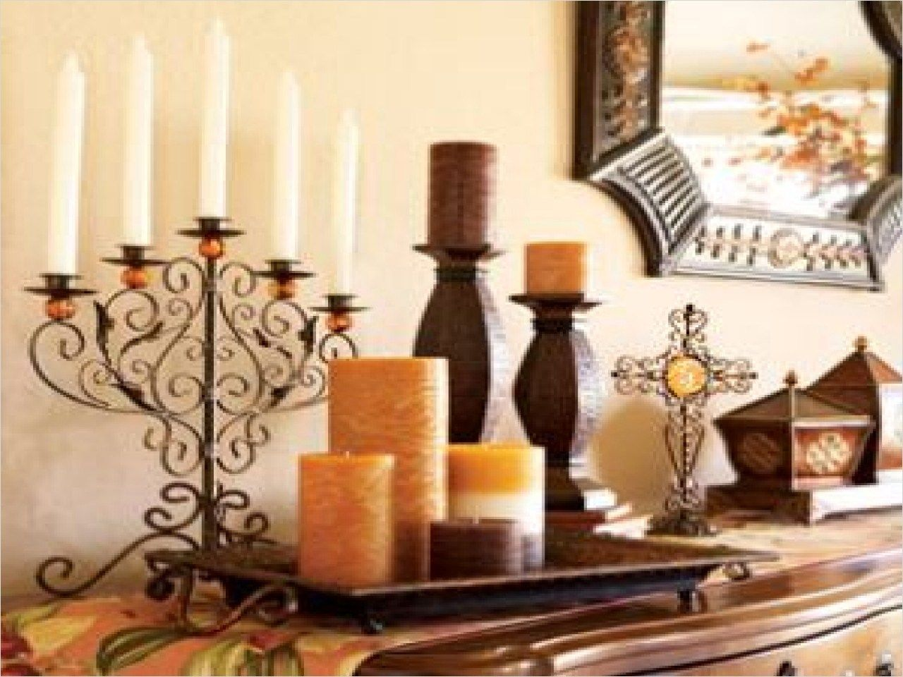 Elegant Home Decor Accessories