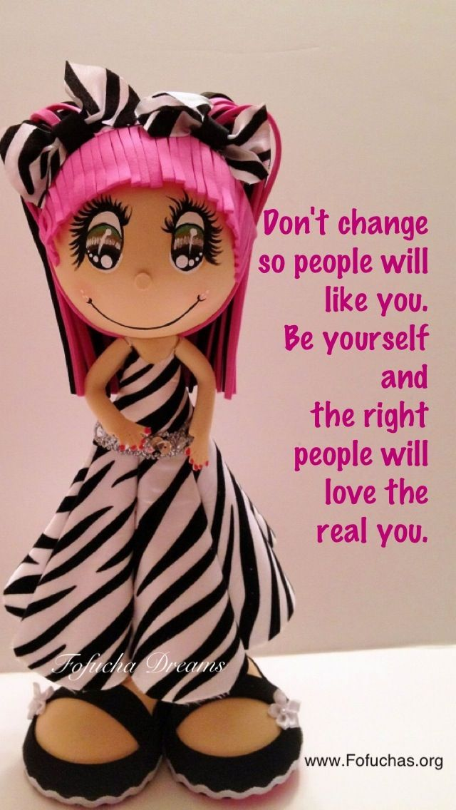 Be The Real You Zebra Print Dress Zebra Dolls Handmade