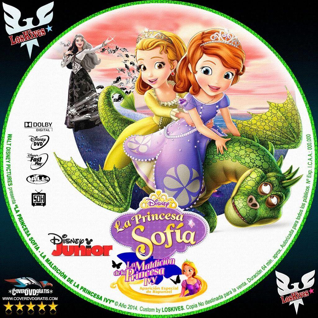 DVD - La princesa Sofía. La maldición de la princesa Ivy