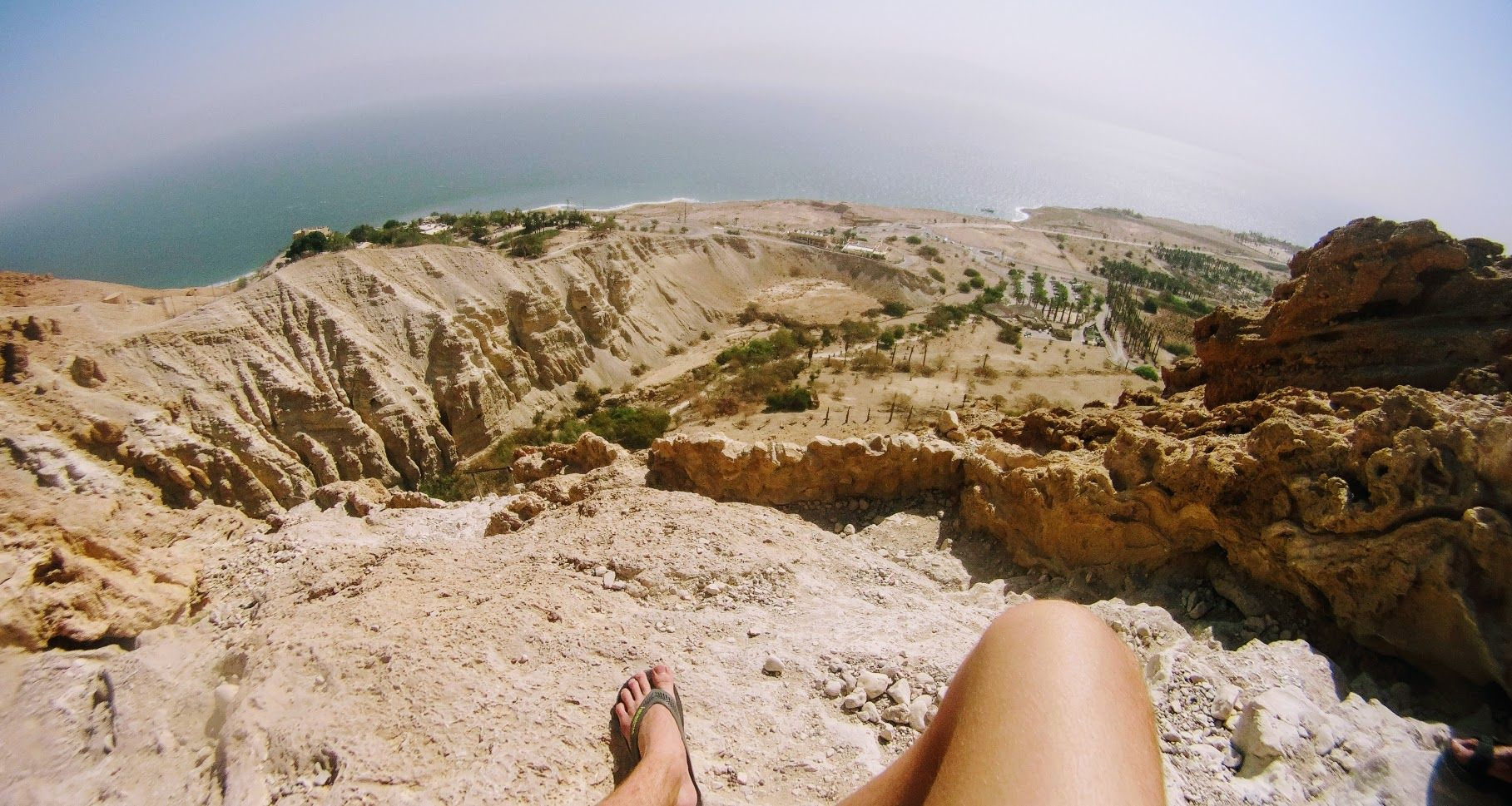Ein Gedi | Hike | Lowest point on EARTH.