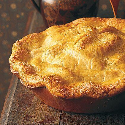 Lucinda's Old-Fashioned Apple Pie   Recipe in 2020   Old ...