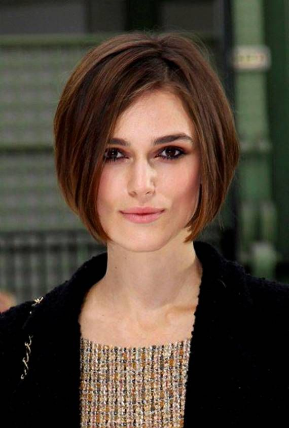 Chin Length Hairstyles Mediumlength Hairstyle To Hide Double Chin On Women  New Hair