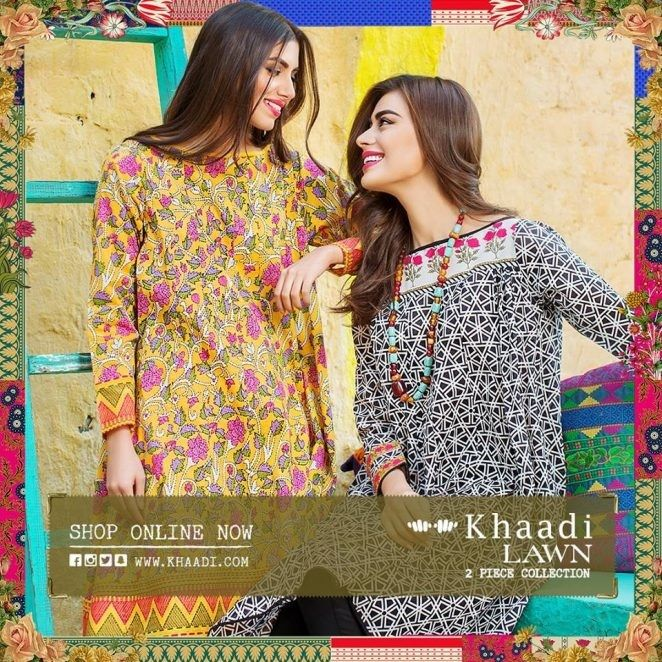9a2b030ec1 Khaadi Lawn Dresses Collection lawn dresses stitching designs designer lawn  suits online lawn dress design ideas pakistani lawn suits price