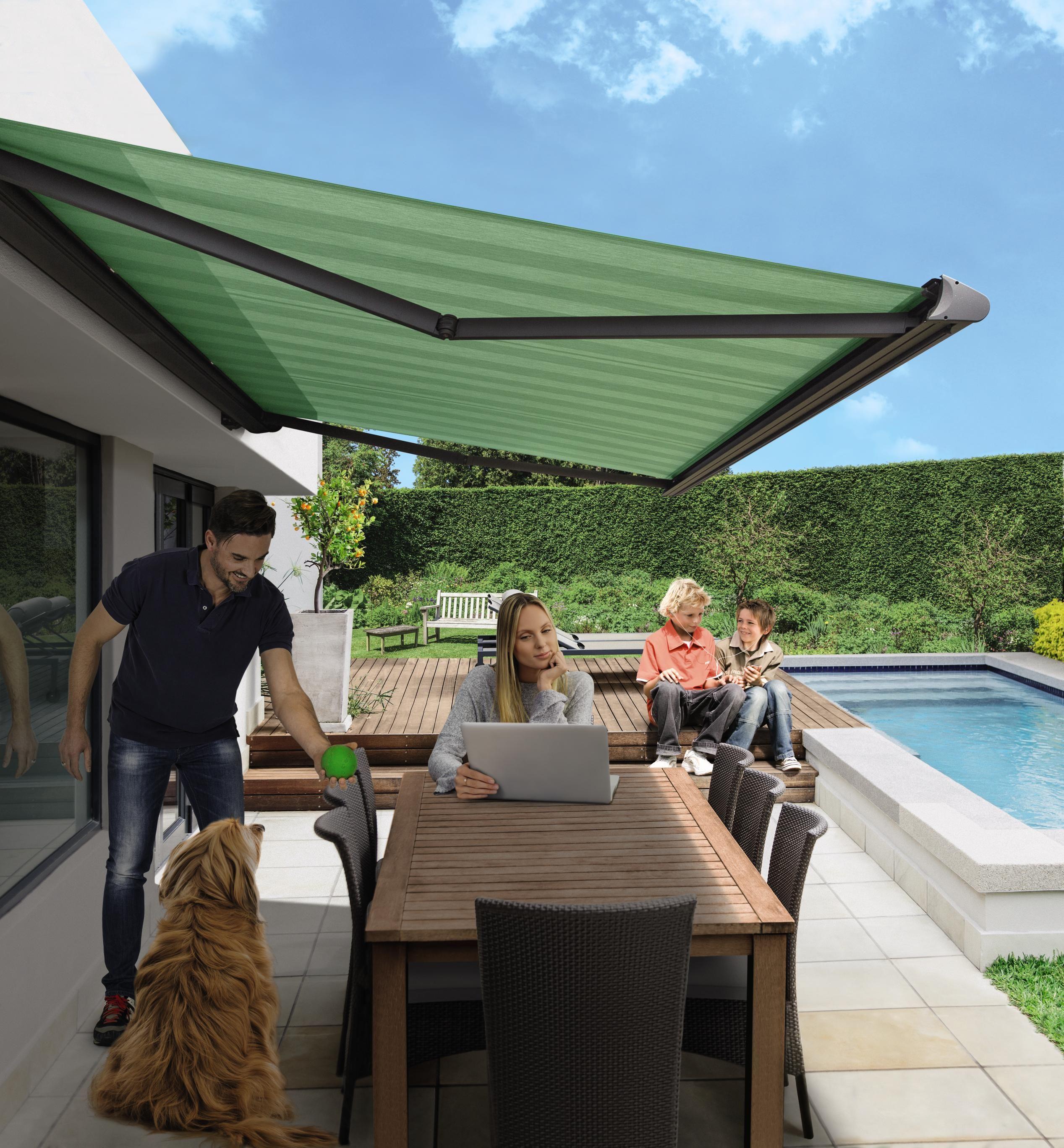 einzigartige wohnfuhlzimmer zum arbeiten relaxen und spielen fur die ganze familie sonnenschutz terrassengestaltung markise