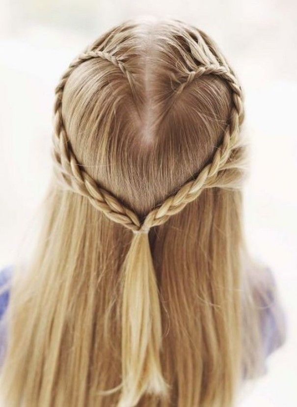 Hairstyle Trends For Girls Coiffure Petite Fille Tresse Coiffure Petite Fille Belle Coiffure