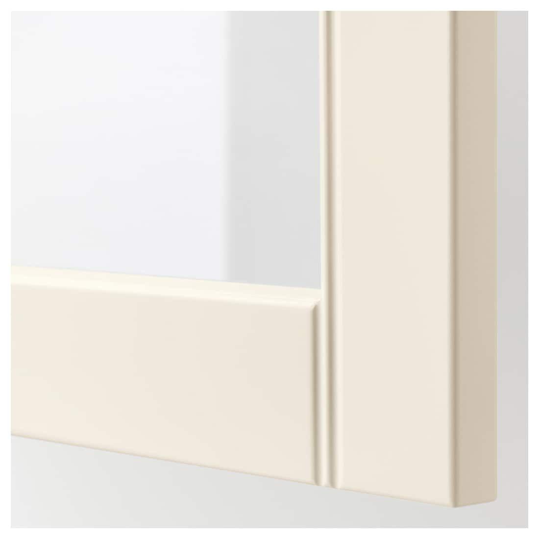 Hittarp Glass Door Off White 18x30 Ikea Glass Door Glass Bathroom White Doors