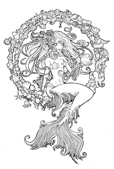 coloring-pages-angels-and-shepherds-728 | YeaYoung Hair Art ...