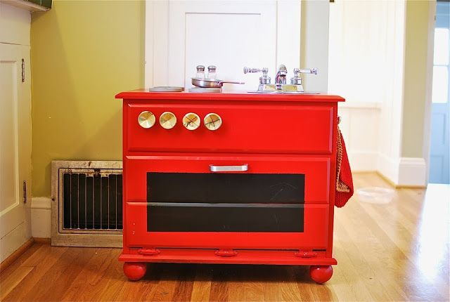 How To Build A Play Kitchen Kitchen Oven Mini Kitchen