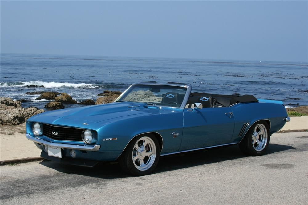 1969 Chevy Camaro Convertible Blue 03 Jpg 1000 667 1969 Chevy