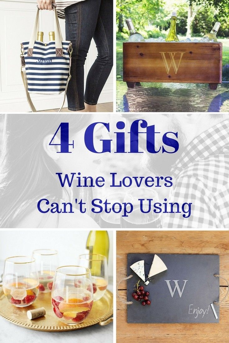 4 products wine lovers can't stop using | awesome gift ideas