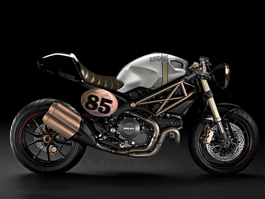Ducati Monster Retro Custom Motorcycles Ducati Monster 1100