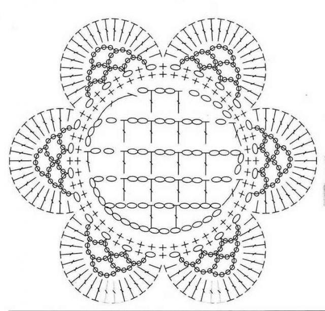 many Motives of Irish lace | Crochet | Pinterest | Blondas ...