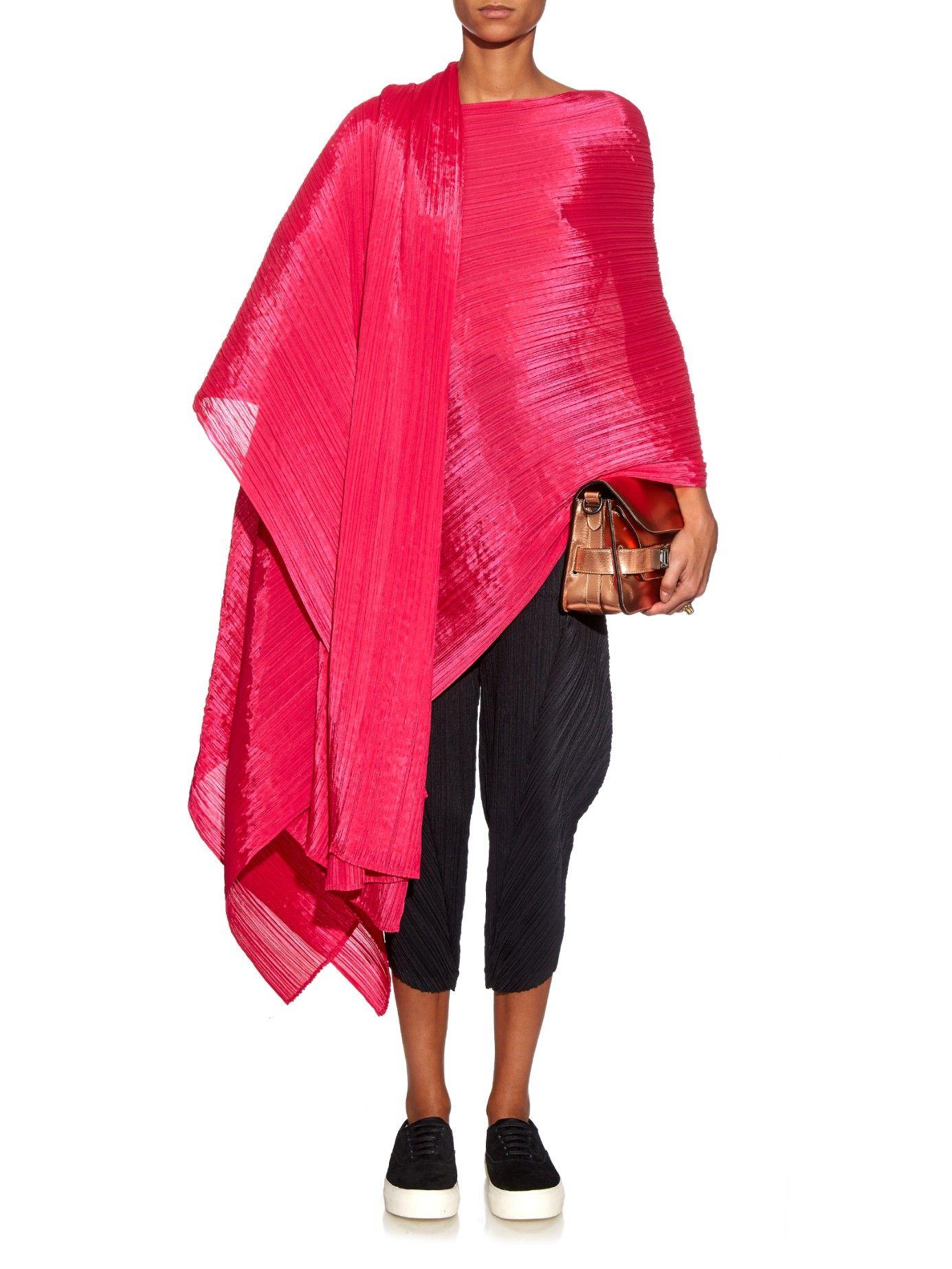 35303cdbbe19 Pleated scarf