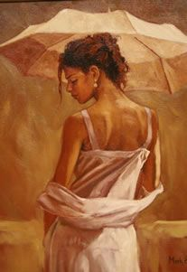 """""""The Pink Dress"""" by Mark Spain"""