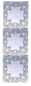 How to make Antique Handkerchief Table runner - DIY Craft Project with instructions from Craftbits.com