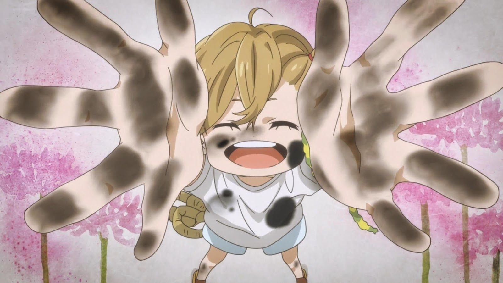 Naru Kotoishi Barakamon Anime Desktop Wallpaper Id 1744