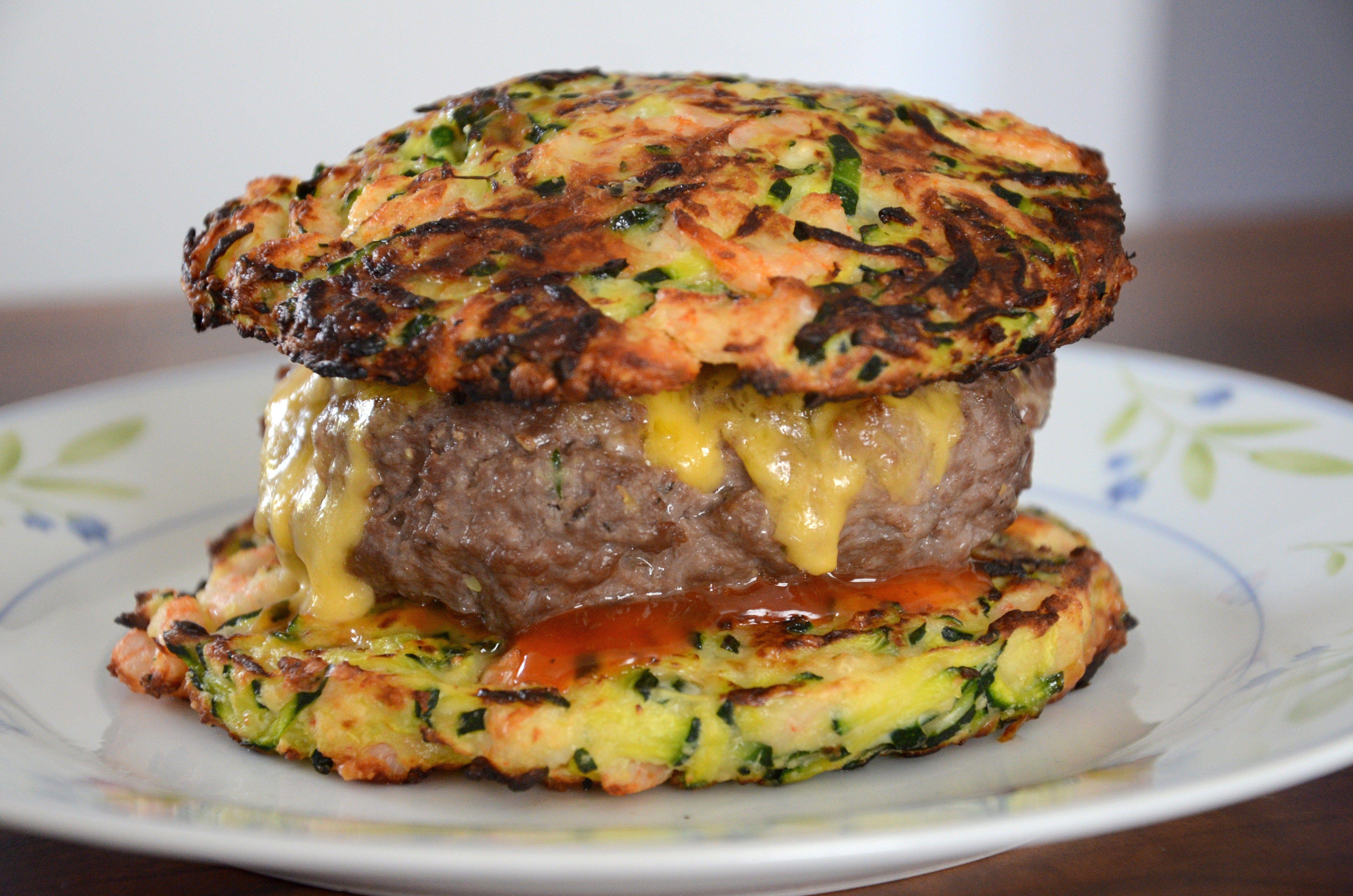 Keto Surf'n'turf Burger | Recipes | Pinterest | Keto ...