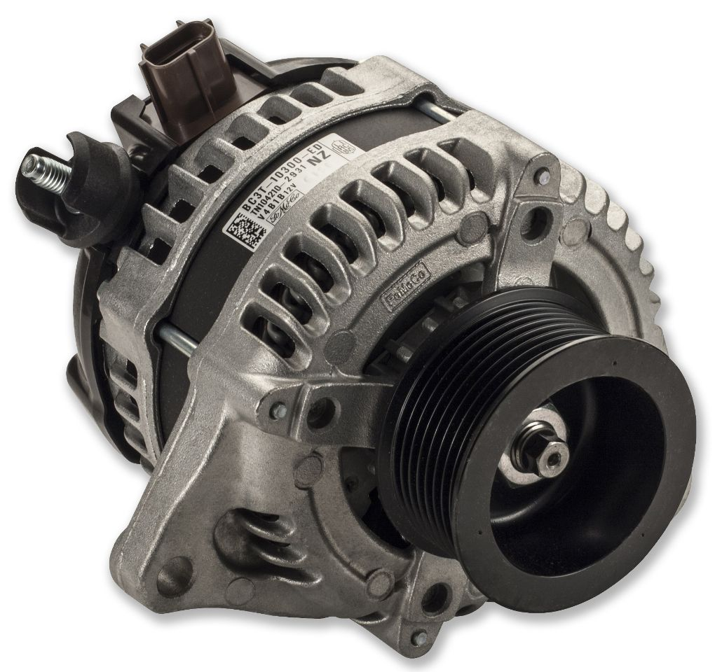 Alternator For 2011 To 2016 Ford Super Duty 6 7l Power ...
